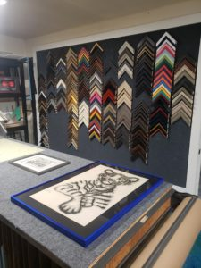 BOLD Art and Framing